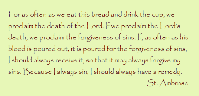 repent and forgive