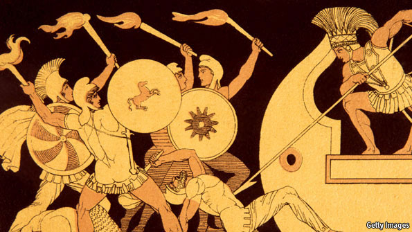 iliad illustration